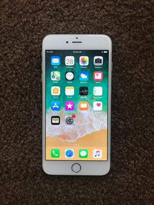 iPhone 6 Plus 64gb unlocked for Sale in Perris, CA