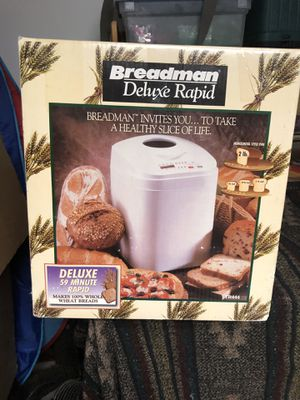 Bread Maker for Sale in Marcus Hook, PA