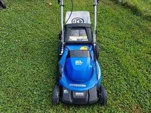 Kobalt 80volt Lawn mower for Sale in Baltimore, MD