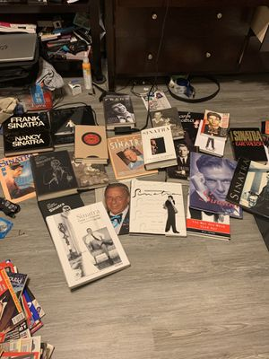 Sinatra books lot best offer for Sale in Melbourne, FL