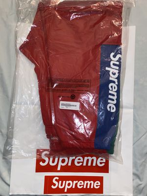 Supreme Formula Sweatpants Red Size M for Sale in Houston, TX
