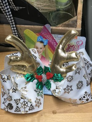 "JoJo Big 6"" Christmas Bow for Sale in Monroe Township, NJ"