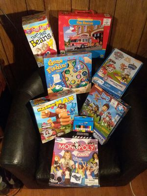 Games & puzzles for Sale in Thomasville, NC