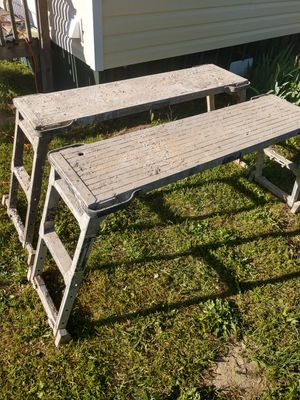 Two Gorilla ladders for Sale in Lugoff, SC