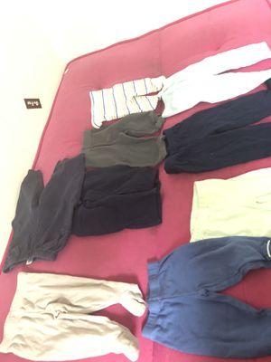 Baby pjs pants size newborn 0-6 for Sale in Germantown, MD