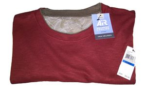 Van Heusen brand new air t shirt - XL, L, M for Sale in Lawrence, KS