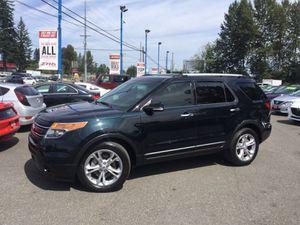 2014 Ford Explorer for Sale in Everett, WA