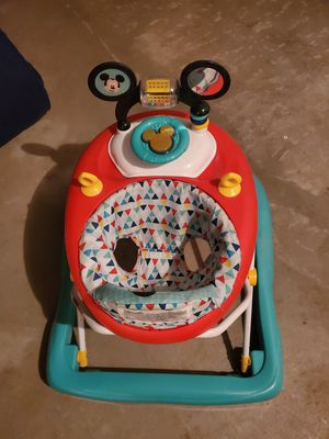 Mickey Mouse Activity Walker. for Sale in Altoona, IA
