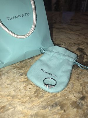 .925 adjustable Tiffany ring for Sale in Modesto, CA