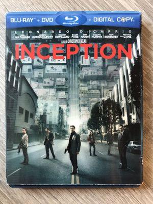 Inception Blu Ray for Sale in Bremerton, WA