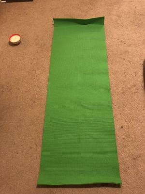 Yoga mat for Sale in Boston, MA