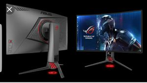 Asus curved gaming monitor for Sale in Columbus, OH
