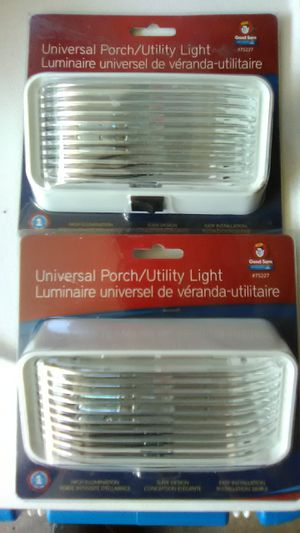 RV 12v universal porch/utility light. for Sale in Wrightsville, PA