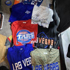 Lot Of Las Vegas 51 Baseball Jerseys (8 Total) for Sale in Las Vegas, NV