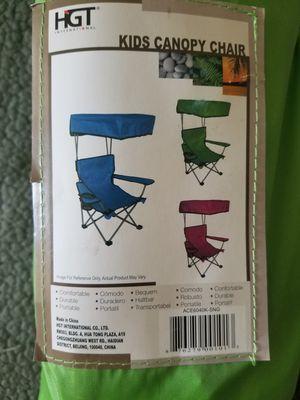 Kids canopy chair for Sale in Philadelphia, PA