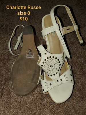 Women's shoes....check picture for prices for Sale in Rialto, CA