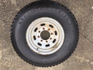 FIRESTONE STEELTEX LT265/75R16 A/T M/S for Sale in Federal Way, WA