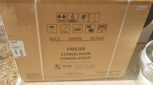 Brand new chest freezer in the Box for Sale in San Antonio, TX
