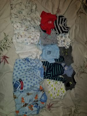 Newborn clothes for boy for Sale in Selma, CA
