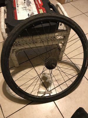 Alex rims bike wheel for Sale in Palm Springs, FL