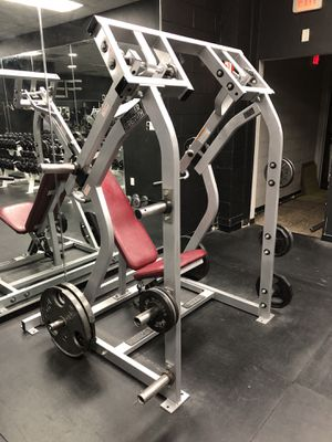 Hammer Strength Shoulder Press for Sale in Annandale, VA