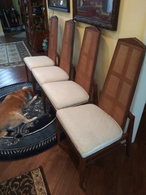 6 Dining Room chairs for Sale in Milan, GA
