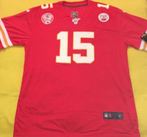 Mahomes Chiefs football jersey brand new XL $35 for Sale in Oak Park, IL