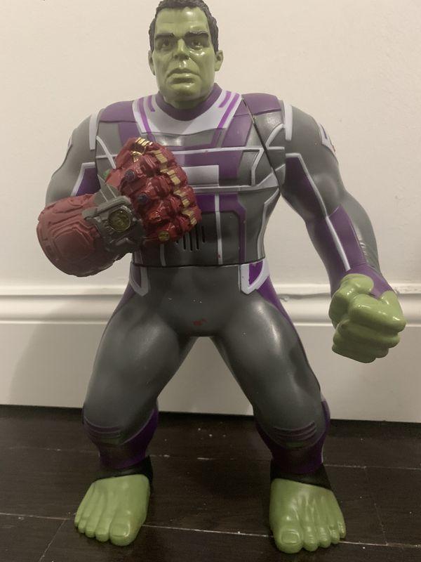 Avengers Action Figure Captain America Hulk Iron man