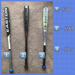 Baseball ⚾️ Bats **SERIOUS BUYERS ONLY❗️ for Sale in Dearborn, MI