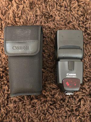 Flash Canon Speedlite 430EX II for Sale in Philadelphia, PA