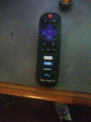 65' Roku TCL tv for Sale in Stone Mountain, GA