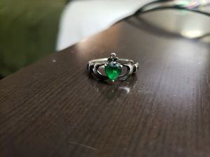 Emerald ring for Sale in Traverse City, MI