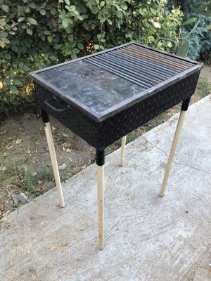 Rectangular bbq grill $150 or best offer for Sale in Kerman, CA