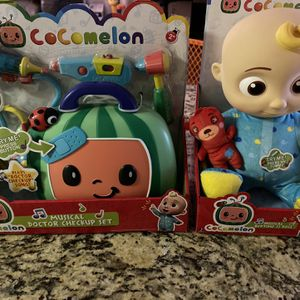 Cocomelon Bundle $65 firm for Sale in Richardson, TX