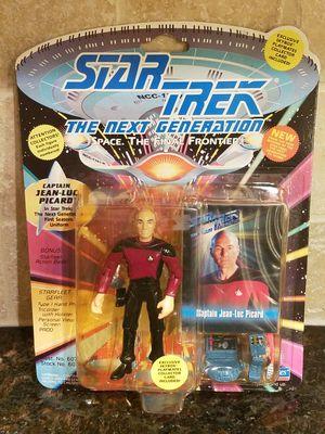 Star Trek: The Next Generation Jean-Luc Picard Action Figure for Sale in Phoenix, AZ