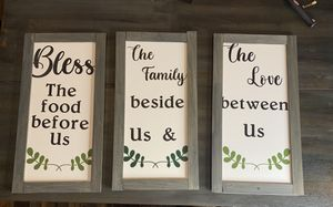 Home decor Kitchen Prayer for Sale in Bakersfield, CA