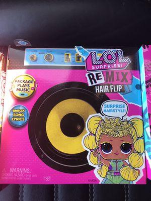 LOL SURPRISE REMIX (Hair Flip) Plays Music 🎼 for Sale in Arlington, TX