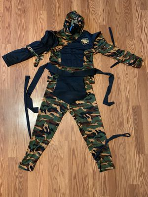 Special Ops Halloween Costume for boys 8-9 for Sale in Glendale, AZ