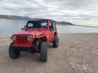 Jeep Wrangler 98 for Sale in Glendale,  AZ