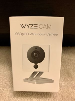 Brand new WYZE CAM V2 1080p HD WiFi indoor camera for Sale in Arcadia, CA