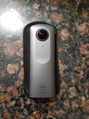 Ricoh theta V 4k 360 camera for Sale in North Bethesda, MD