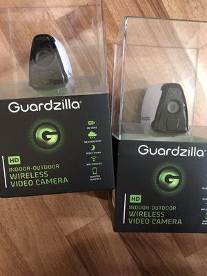 New guardzilla wireless indoor / outdoor cameras for Sale in Paramount, CA