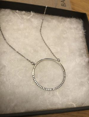 Banana Republic Diamond Accent Necklace for Sale in Lancaster, PA