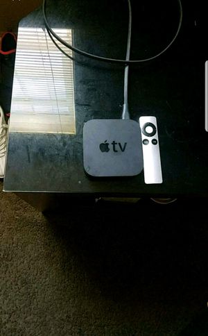 Apple Tv 3rd Generation HD with remote for Sale in Gallatin, TN