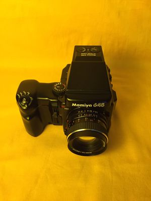 Mamiya 645 Pro Medium Format Film Camera for Sale in Austin, TX