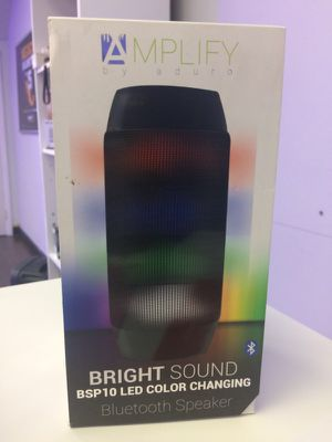 Amplify Bluetooth Speaker for Sale in Baltimore, MD