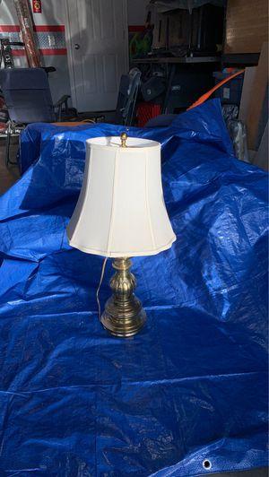 Brass lamp for Sale in Auburn, WA