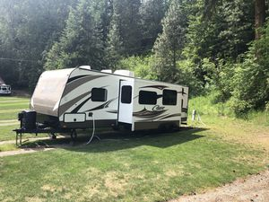 2015 Cougar RBKWE Bunkhouse Travel Trailer Camper for Sale in Tacoma, WA