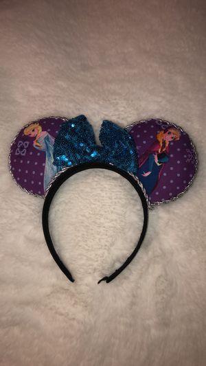 Frozen handmade disney ears for Sale in Westminster, CA