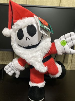 Nightmare Before Christmas animated plush for Sale in Brooklyn, NY
